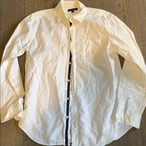 Oxford men's shirt size L
